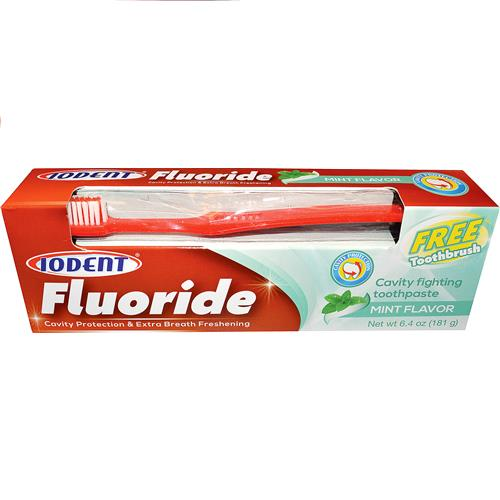 Wholesale UEC Fluoride Mint Toothpaste With Toothbrush (Colgate)