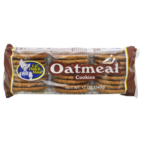 Wholesale Dutchmaid Oatmeal Cookies