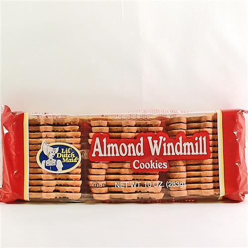 Wholesale Lil Dutch Maid Almond Windmill Cookies