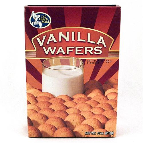 Wholesale Lil Dutch Maid Vanilla Wafers Box