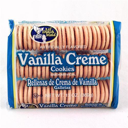 Wholesale Dutchmaid Vanilla Sandwich Creme Cookies