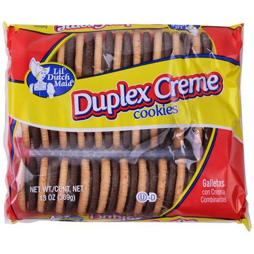 Wholesale Dutchmaid Duplex Sandwich Creme Cookies