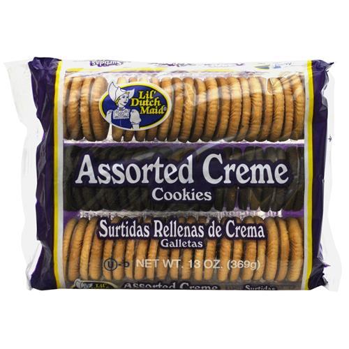 Wholesale Dutchmaid Assorted Creme Sandwich Cookies