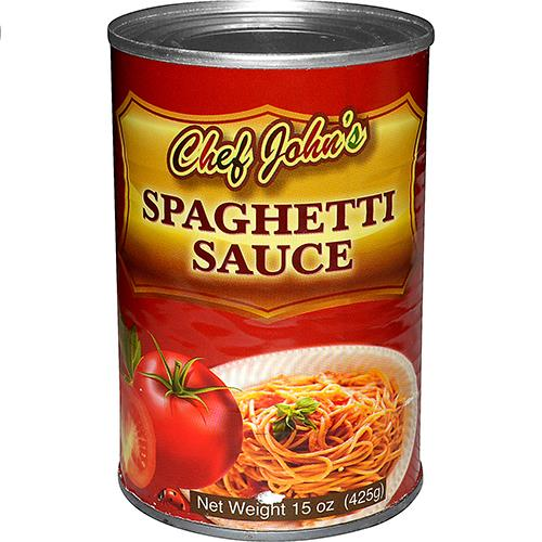 Wholesale Furman's Spaghetti Sauce - Canned