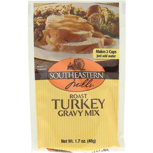 Wholesale use 19890S S.E. MILLS RST TURKEY GRAVY MX