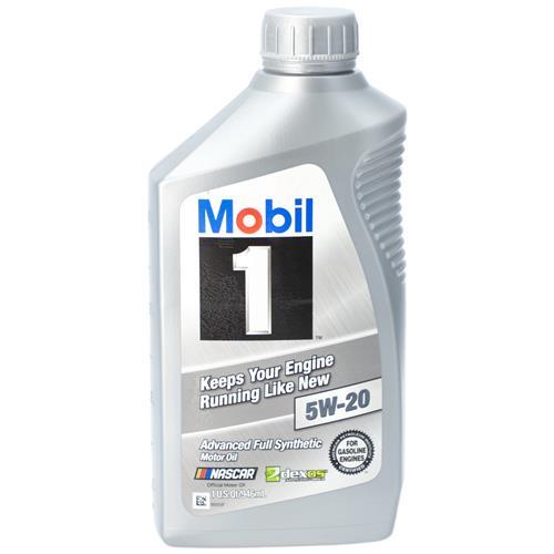 Wholesale 1QT MOBIL1 FULL SYNTHETIC 5W20  MOTOR OIL