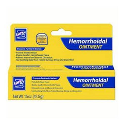 Wholesale LUCKY HEMORRHOIDAL OINMENT 24/1.5OZ