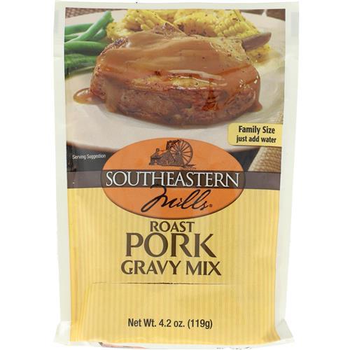 Wholesale Southeastern Mills Roast Pork Gravy Mix