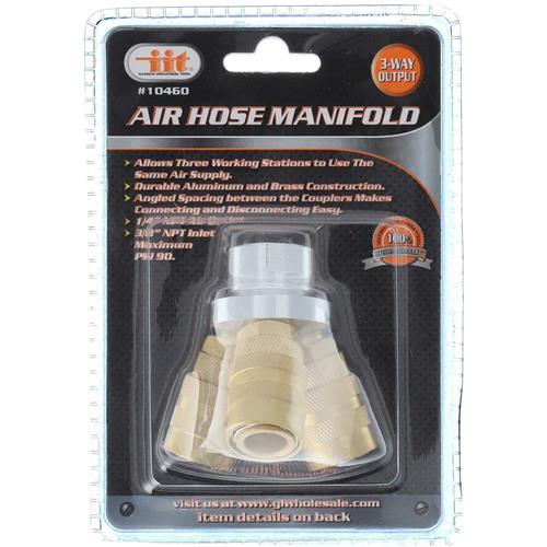 Wholesale 3-Way Air Hose Manifold