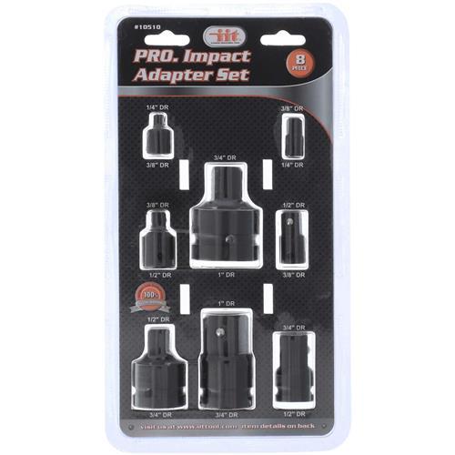 Wholesale 8pc Pro Impact Adapter Set