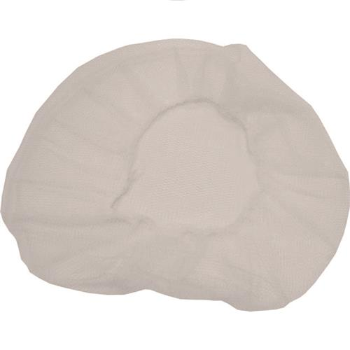 Wholesale Hairnet, White Nylon Honeycomb