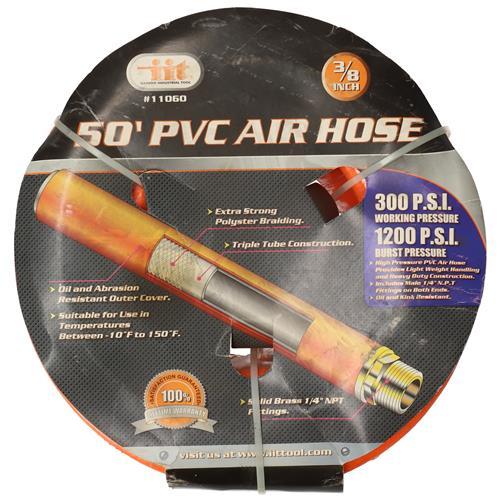 """Wholesale 50' X 3/8"""" PVC Air Hose"""