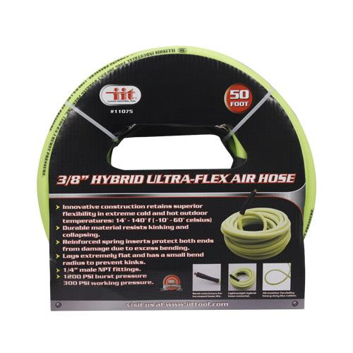 Wholesale 50 FOOT 3/8'' HYBRID ULTRA-FLEX AIR HOSE.