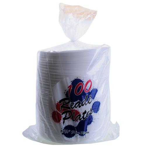 "Wholesale Readi Foam Plates 8-7/8"""