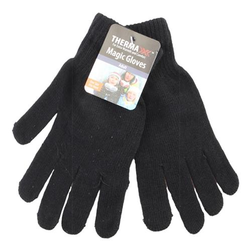 Wholesale Thermaxxx Winter Magic Glove Black Only