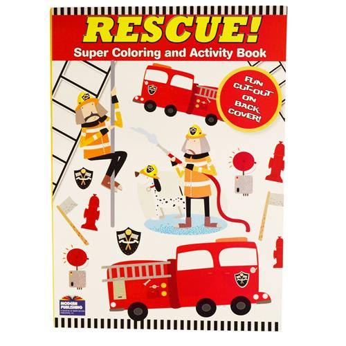 Wholesale 192pg FUN TIME C&A JUMBO BOOK