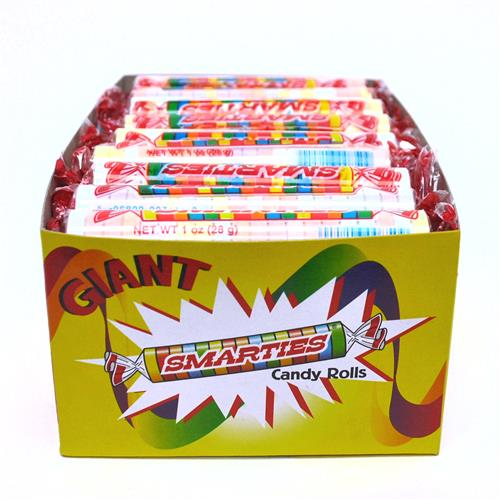 Wholesale Giant Smarties Counter Display