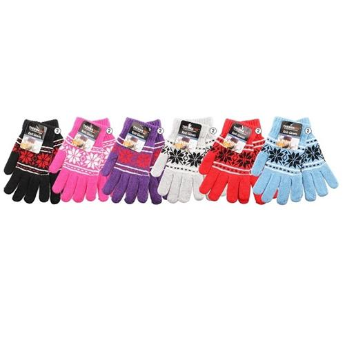 Wholesale THERMAXXX WINTER KNIT GLOVE LA