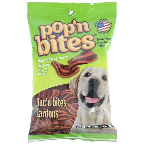 Wholesale Pop'n Bites Bac'n Bites Dog Treat CD