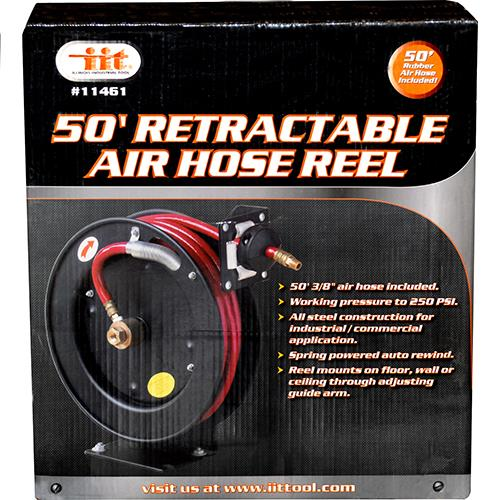 Wholesale 50' Retractable Air Hose Reel