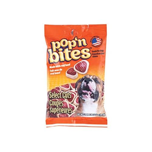 Wholesale Pop'n Bites Select Cuts Dog Treat CD