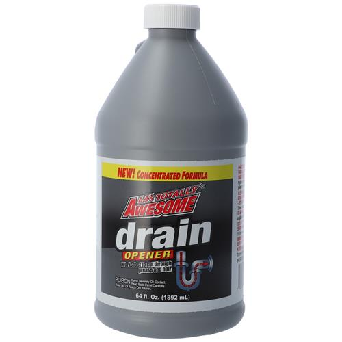 Wholesale Awesome Drain Opener Liquid 64 oz