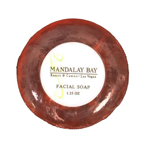 Wholesale 1.25 OZ ROUND FACIAL SOAP -MANDALAY BAY