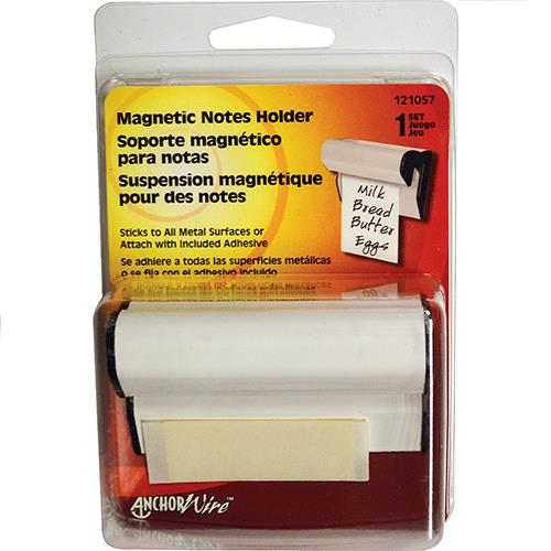 Wholesale MAGNETIC NOTES HOLDER WHITE