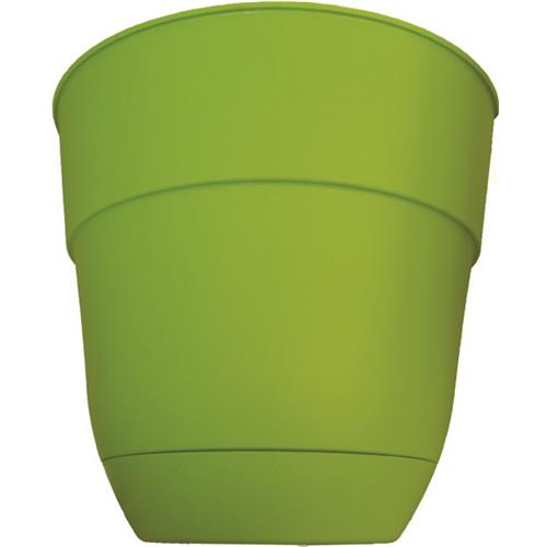 "Wholesale 12"" PLASTIC PLANTER FERN GREEN"