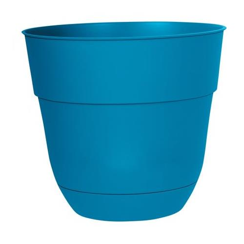 "Wholesale BASIC 12"""" PLANTER,TIKI BLUE"