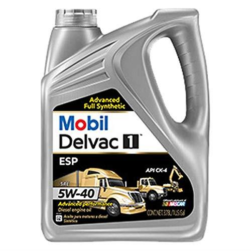 Wholesale 1GAL 5W40 SYNTHETIC DIESEL ENGINE OIL MOBILE DELVAC 1