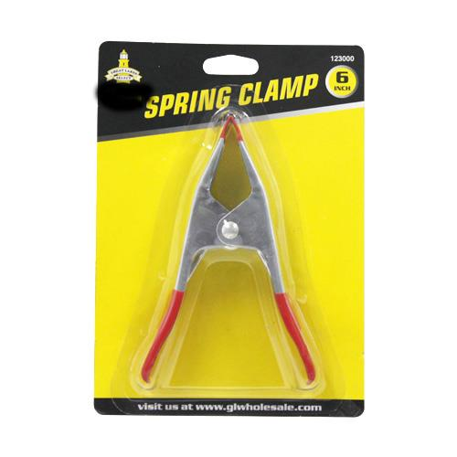 "Wholesale 6"" SPRING CLAMP"