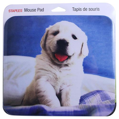 Wholesale ZMOUSE PAD -GOLDEN RETRIEVER PRINT