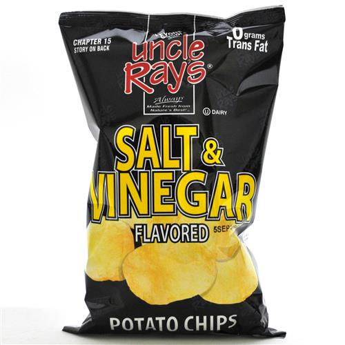 Wholesale Uncle Ray's Salt & Vinegar Potato Chips