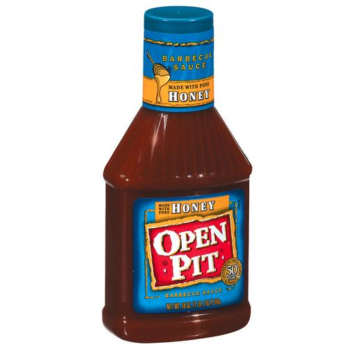 Wholesale Open Pit Traditional Honey BBQ Sauce