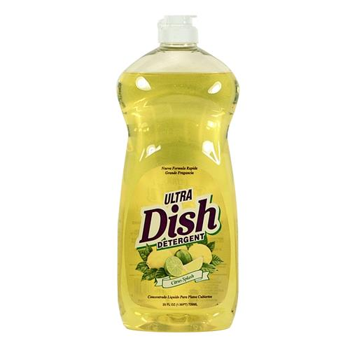 Wholesale Deluxe Dish Liquid - Citrus Splash Yellow