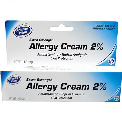 Wholesale ALERGY CREAM 1 OUNCE