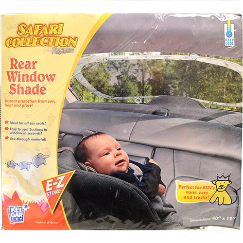 Wholesale REAR WINDOW SHADE 40 x 19""