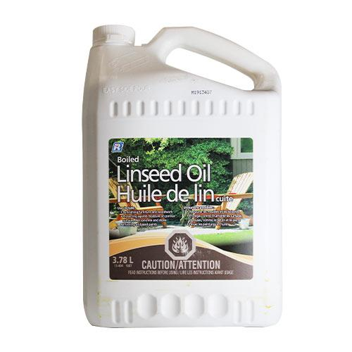 Wholesale 1 GAL BOILED LINSEED OIL ENG/FR