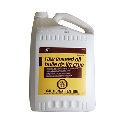 Wholesale 1 GAL RAW LINSEED OIL
