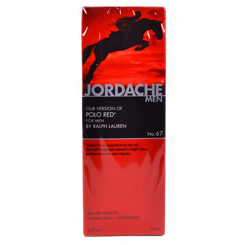 Wholesale Jordache Polo Red Mens Spray Cologne