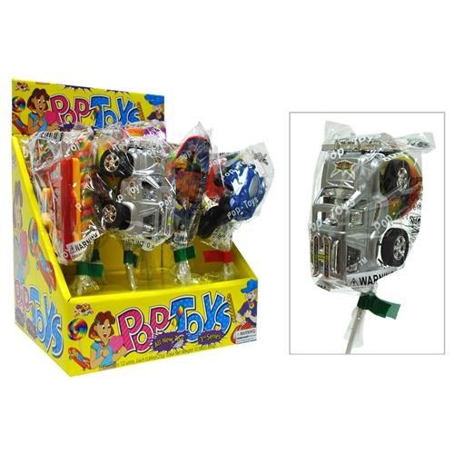 Wholesale Pop Toys With Lollipop 3rd Series in Counter Displ