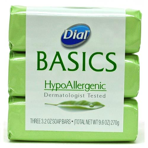 Wholesale Dial Bar Soap Hypoallergenic 3.2 oz