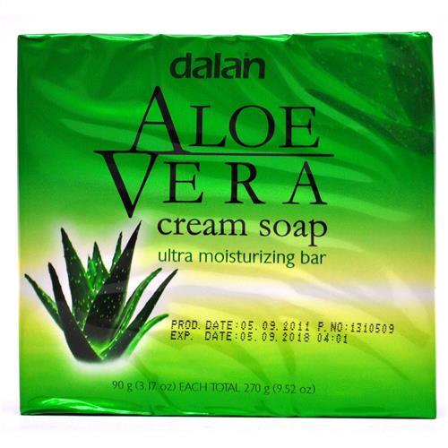 Wholesale Dalan Aloe Vera Soap 3.2oz