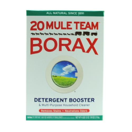 Wholesale 20 Mule Team Borax Detergent Booster (Tall) 65 oz