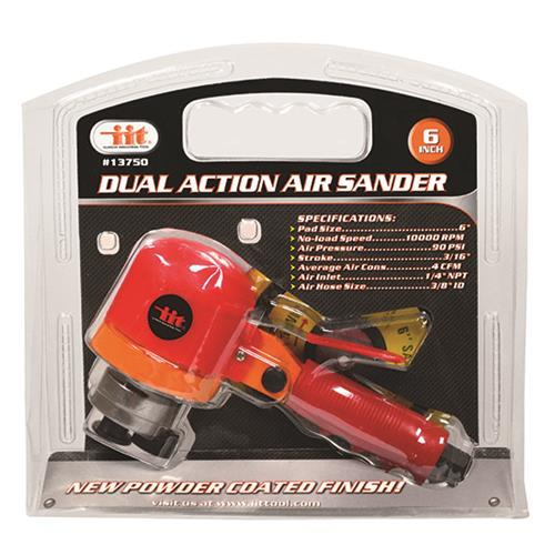 "Wholesale 6"" Dual Action Air Sander"