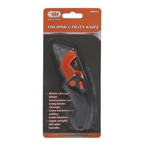Wholesale FOLDING UTILITY KNIFE PLASTIC BODY