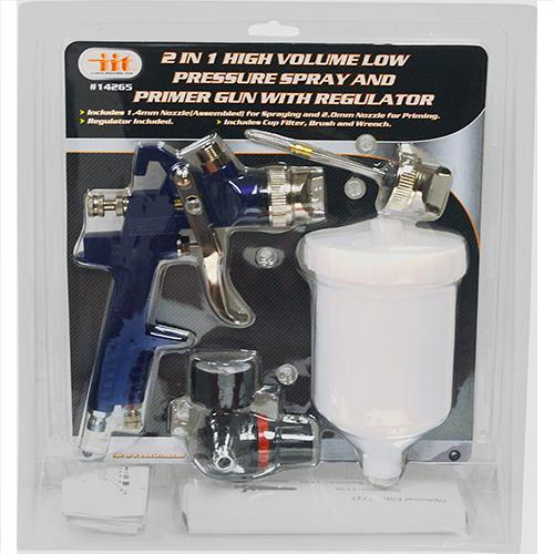 Wholesale 2 in 1 HVLP Spray and Primer Gun With Regulator