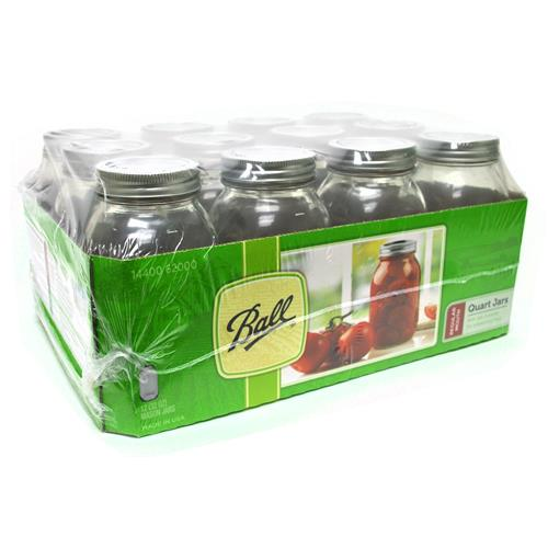 Wholesale Regular Canning jar - Quart - Ball