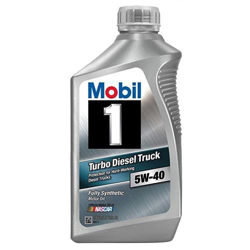 Wholesale ZTURBO DIESEL TRUCK MOTOR OIL 5W-40 MOBILE 1 FULL SYNTHETIC